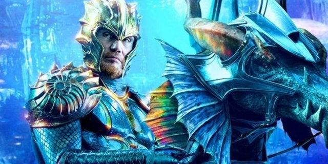 Aquaman King Nereus Dolph Lundgren