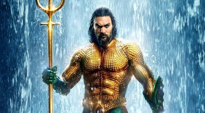 aquaman movie 2018 poster
