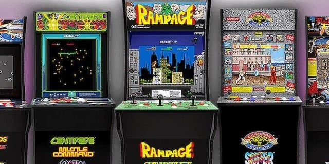 Arcade 1up 4