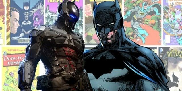 Arkham Knight to Make Batman Comics Debut in 'Detective Comics' #1000