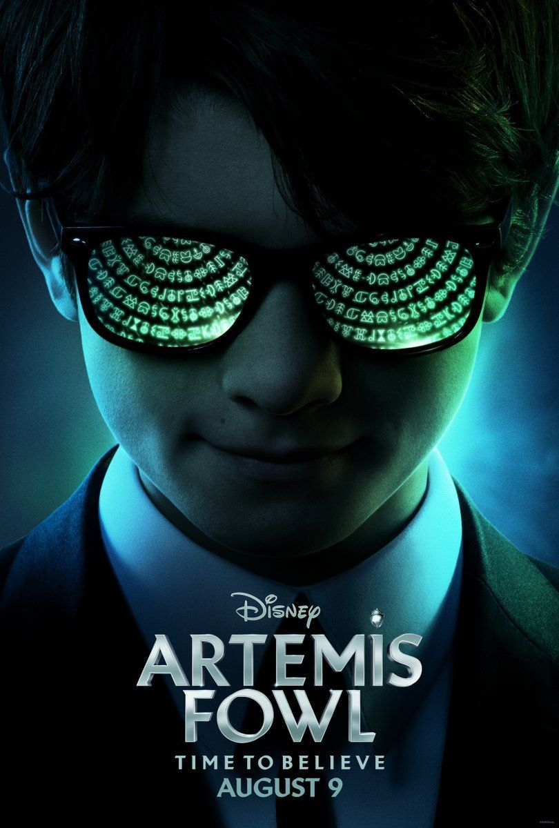 Disney Releases First 'Artemis Fowl' Poster