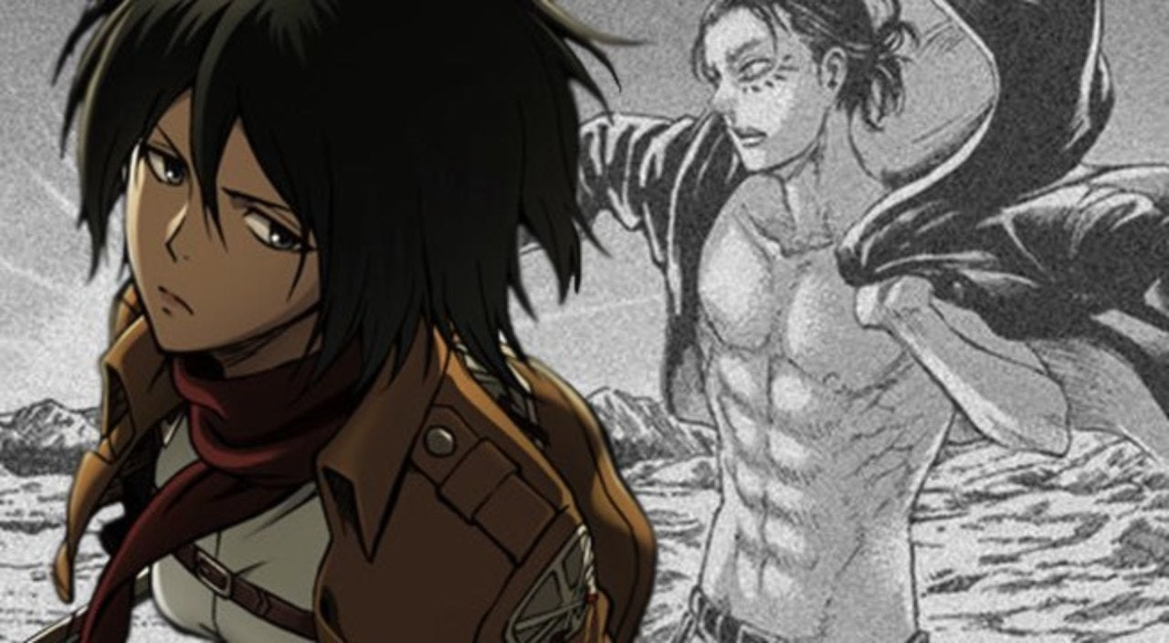 Attack On Titan Creator Reveals Final Panel Of Manga