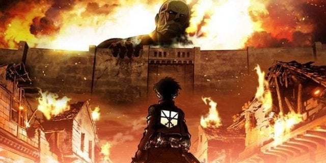 Attack on Titan Best Anime Movies Live Action Hollywood