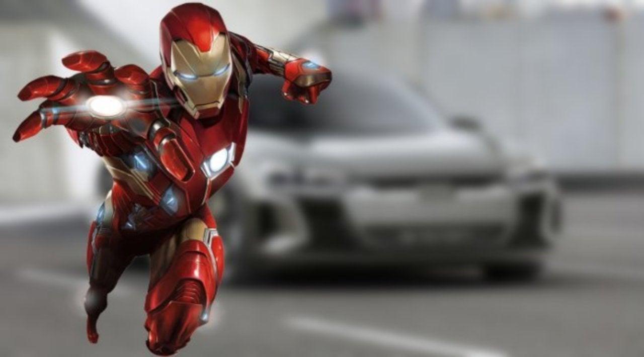 Did Robert Downey Jr Just Reveal Avengers 4 Car