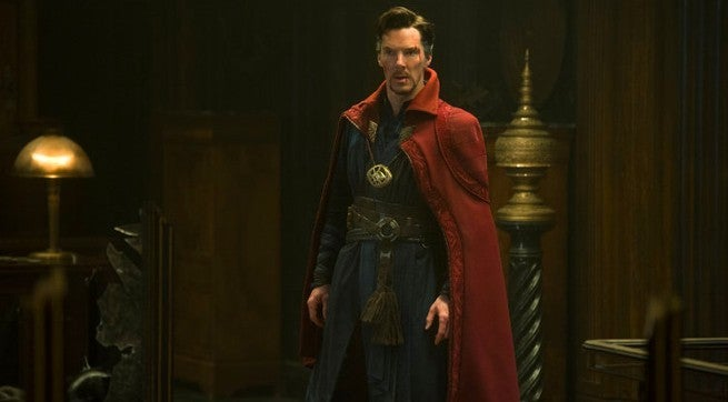 Avengers Infinity War Benedict Cumberbatch Biggest Regret