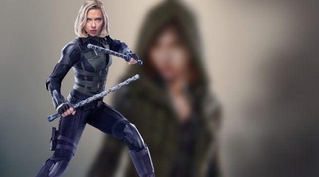 Avengers Infinity War Black Widow Alternate Costumes Hooded
