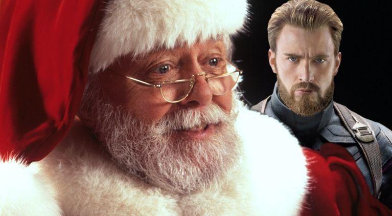 avengers-infinity-war-captain-america-santa-claus