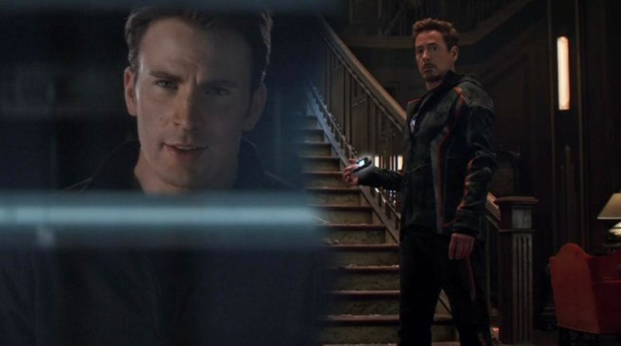 avengers: infinity war' directors reveal cut scene involving tony