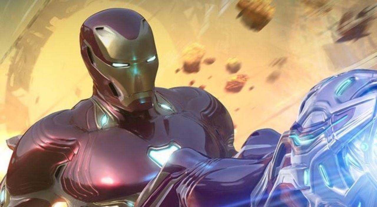 Avengers: Infinity War' Concept Art Reveals Iron Man During