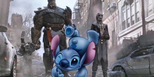 Avengers Infinity War Memes Black Order Lilo Stitch
