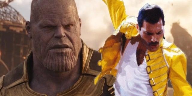 avengers infinity war thanos queen