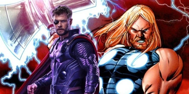 "'Avengers: Infinity War' Almost Featured ""Ultimate"" Thor"