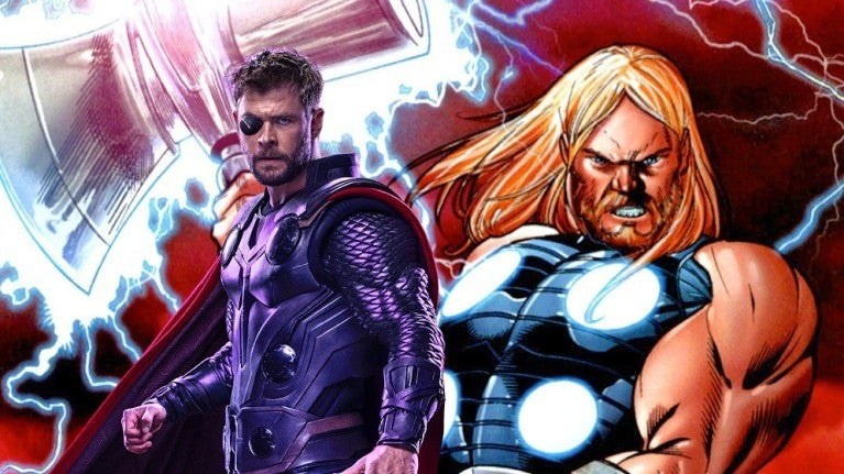 Avengers Infinity War Thor Ultimate Thor comicbookcom