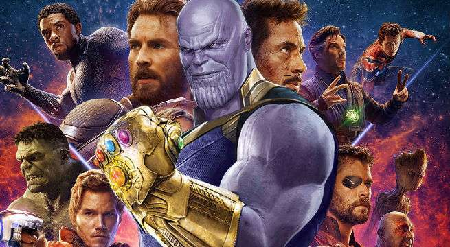 avengers infinty war thanos kevin feige