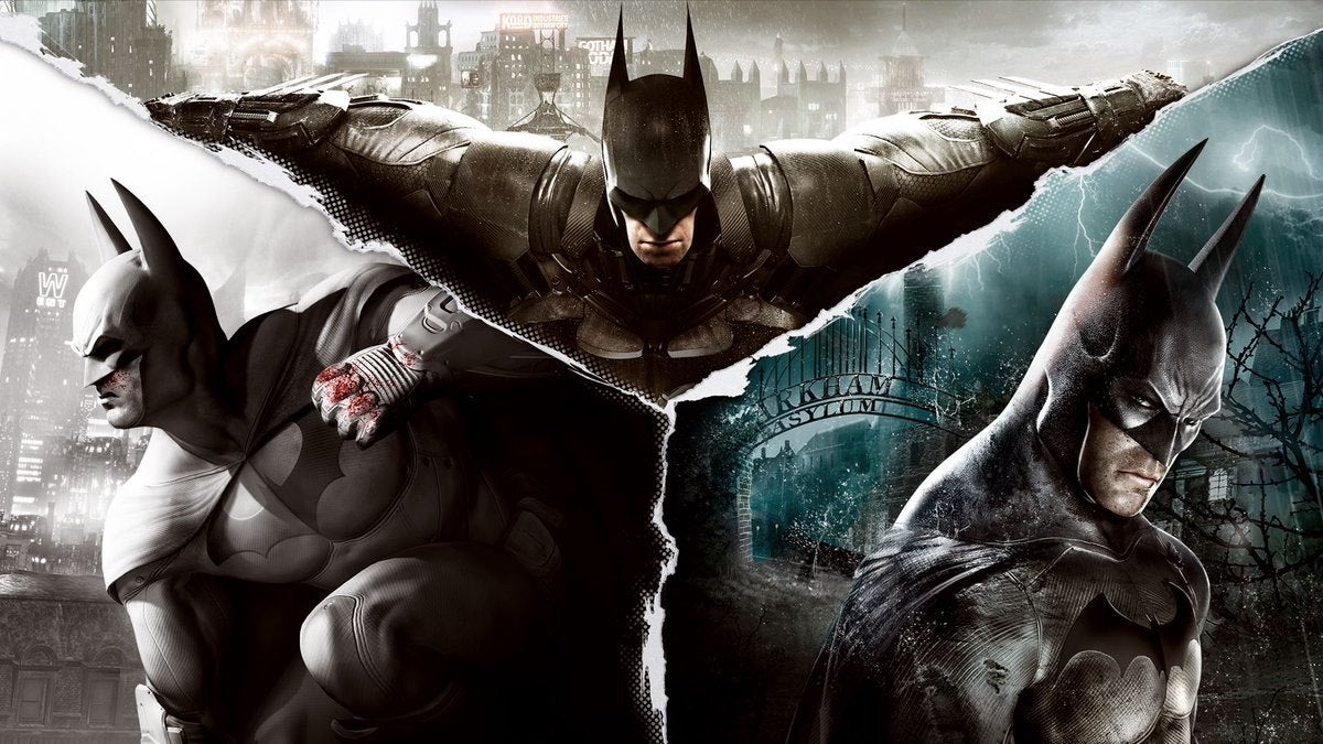 Image result for batman arkham