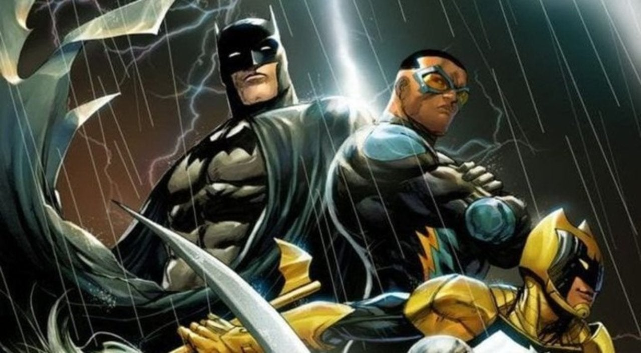 Dc Cancels Batman And The Outsiders