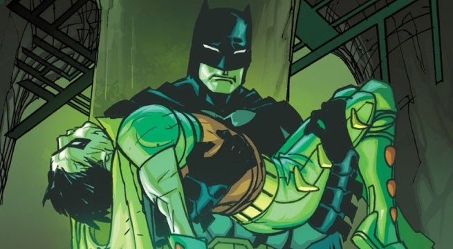 batman beyond 29 robin death