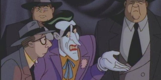 Batman the Animated Series Joker Mark hamill