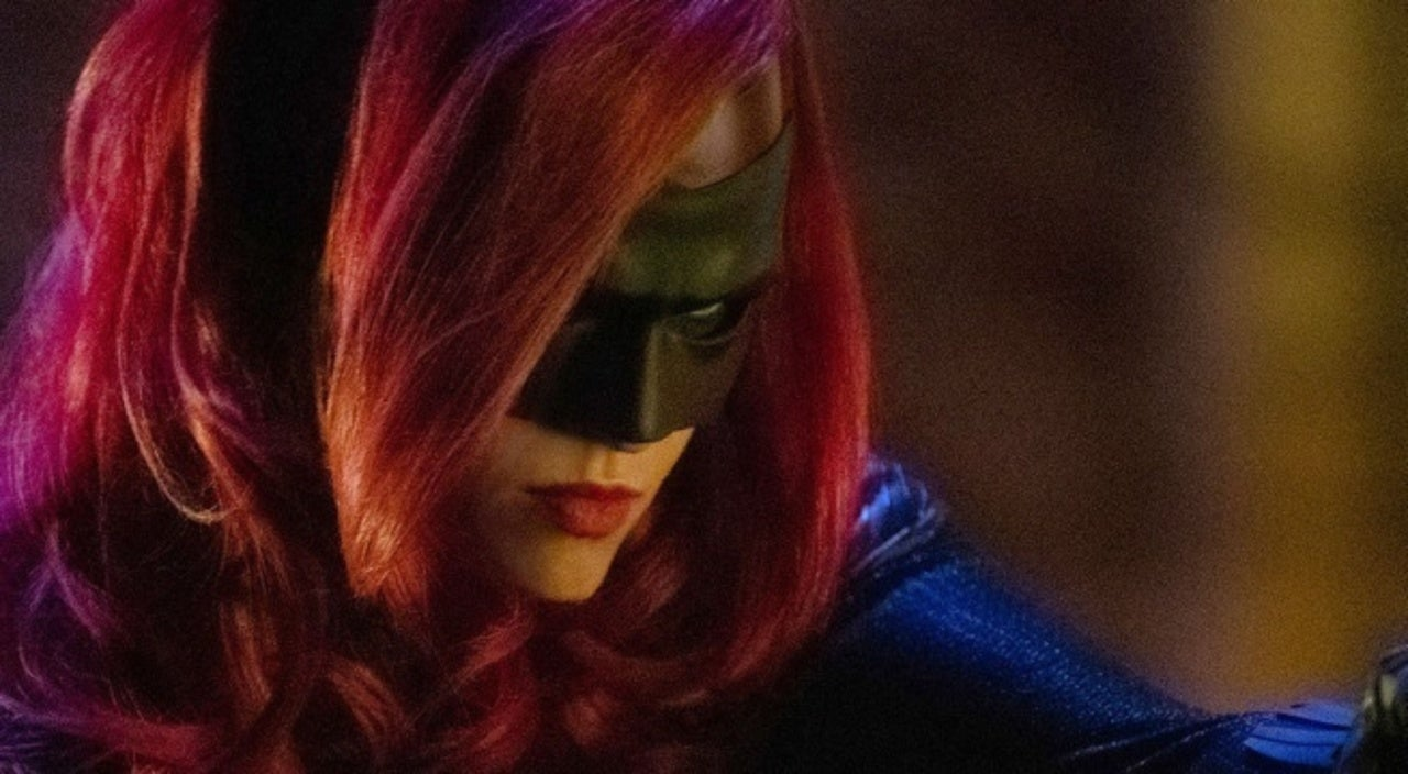Batwoman Kicks Butt in New