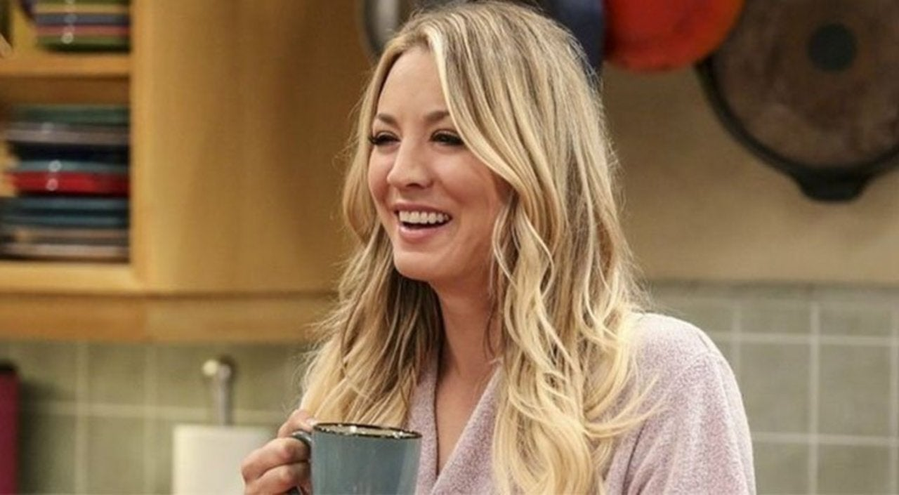 The Big Bang Theory's Kaley Cuoco Reveals She Doesn't Live With Her Husband