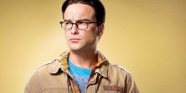 Big Bang Theory Star Johnny Galecki Injures His Hand