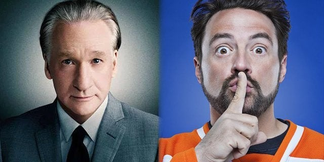 bill maher kevin smith stan lee