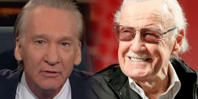 Bill Maher Disrespects Stan Lee's Legacy And Questions The Importance Of Comic Books