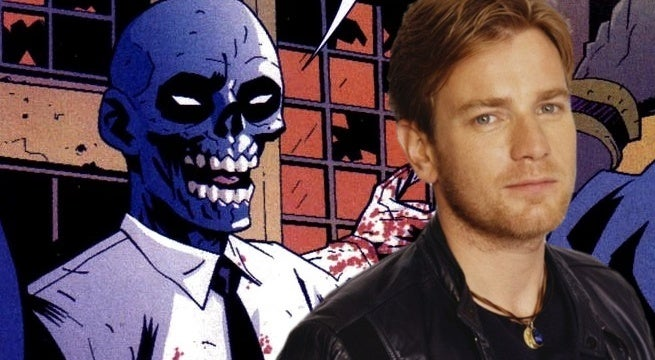 birds of prey ewan mcgregor black mask