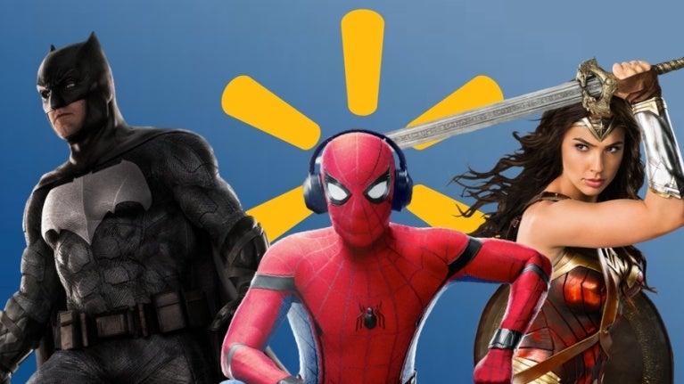 Black Friday 2018 superhero deals COMICBOOKCOM