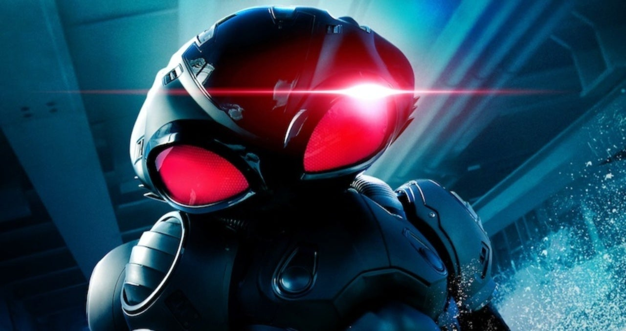 Black Manta in Aquaman