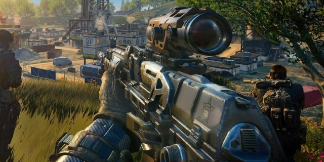 'Call of Duty: Black Ops 4' Blackout Update Adds New Bowie Knife
