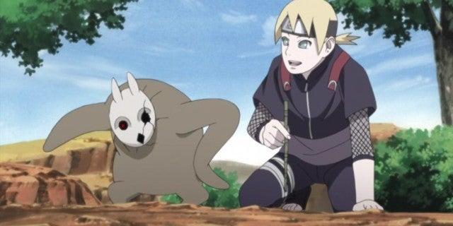 Boruto Naruto Next Generations Inojin Tiny Akuta