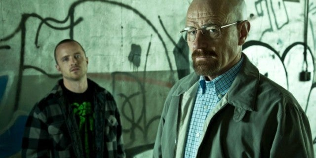 Breaking Bad Walter White Jesse Pinkman