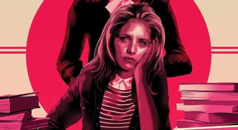 Buffyt he Vampire Slayer BOOM Studios