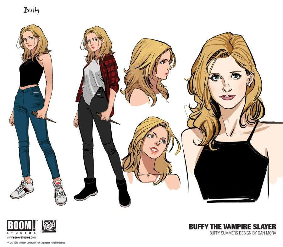 BuffyVampireSlayer_001_CharacterDesign_Buffy_PROMO