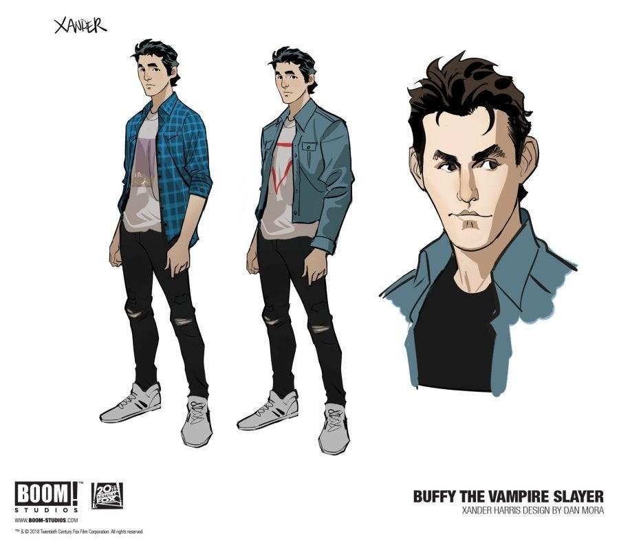 BuffyVampireSlayer_001_CharacterDesign_Xander_PROMO