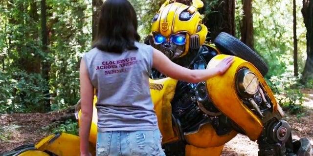 Bumblebee-Learn-To-Talk-Transformers