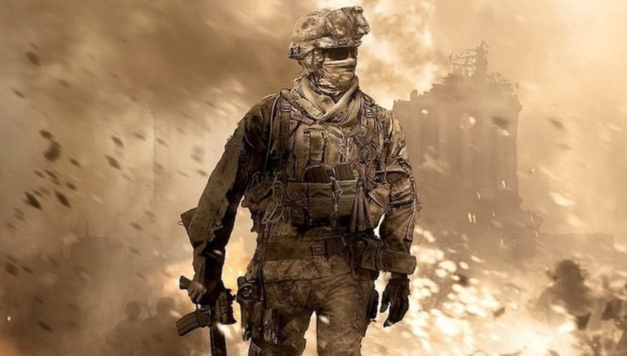 Patch Call of Duty Modern Warfare 2 LAN