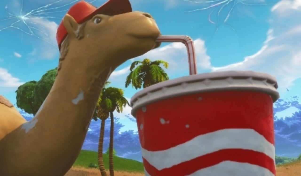 Fortnite How To Solve The Visit A Viking Ship A Camel And A