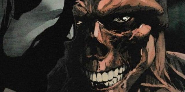 Captain America 5 Alexander Lupkin Red Skull Resurrection