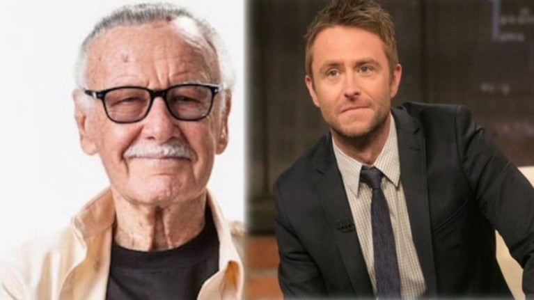 Chris Hardwick Stan Lee comicbookcom