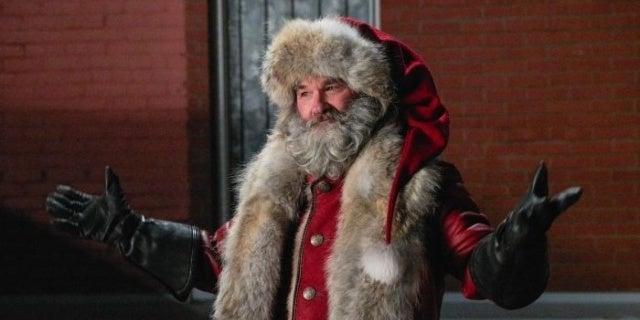 christmas chronicles kurt russell