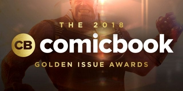 Comicbook Golden Issue Awards 2018