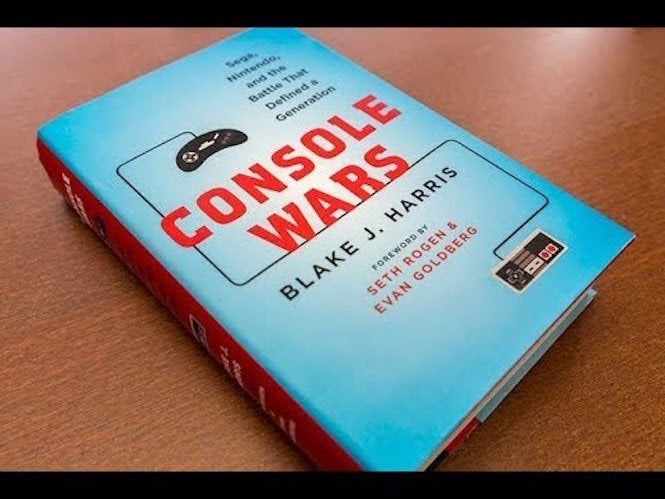 'Console Wars' Getting Its Own TV Series