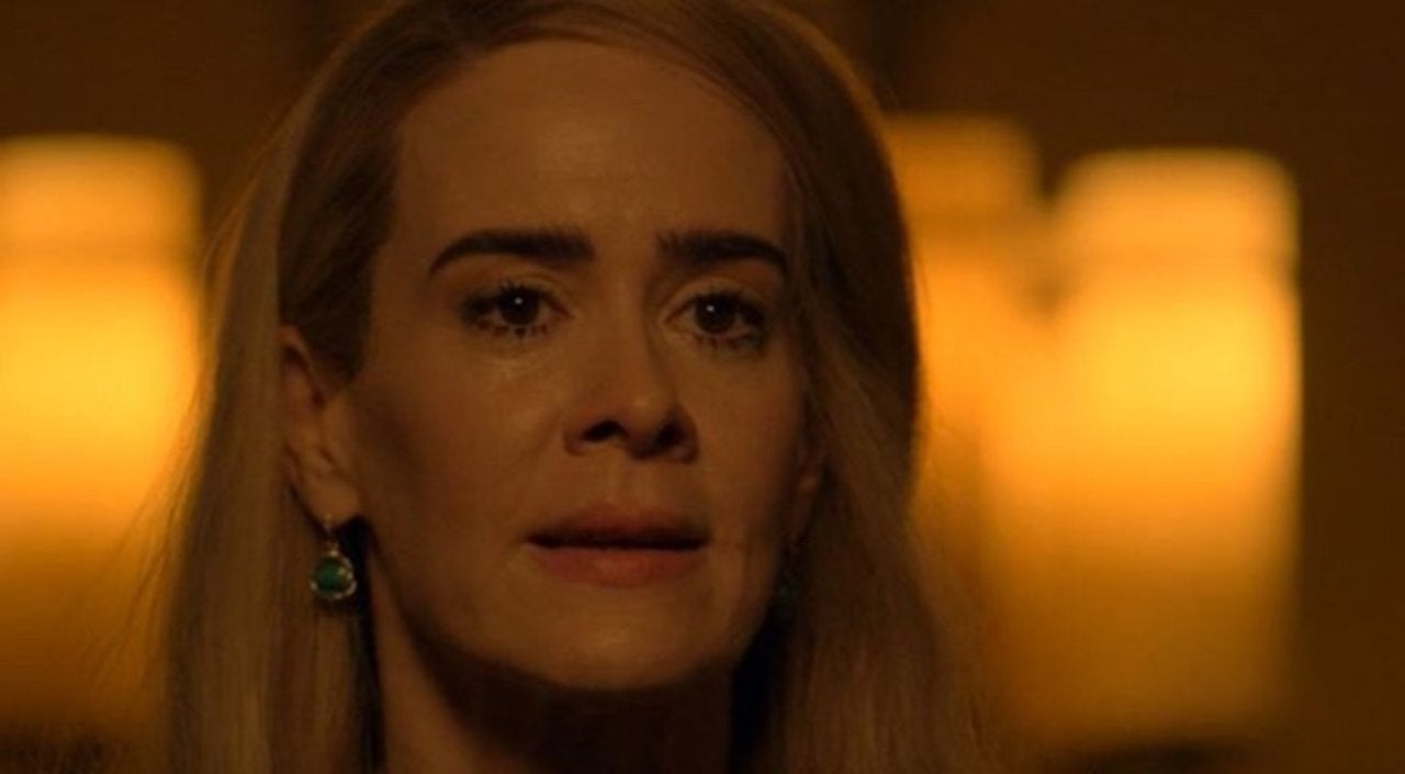 Sarah Paulson Teases Possible Appearance in American Horror
