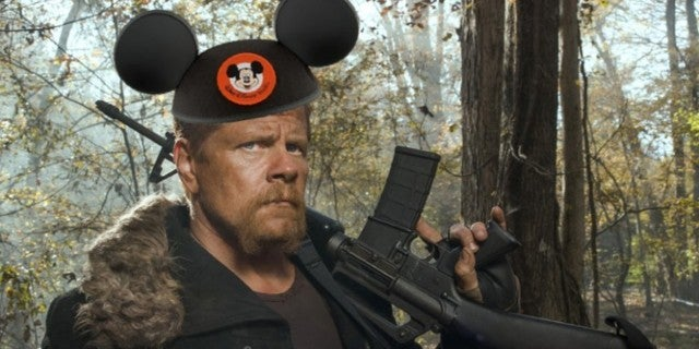 'The Walking Dead's Michael Cudlitz Helps Disney Raise Donations for Make-A-Wish