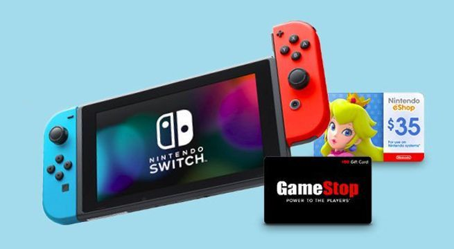 The Best Cyber Monday Nintendo Switch Deal Is Live