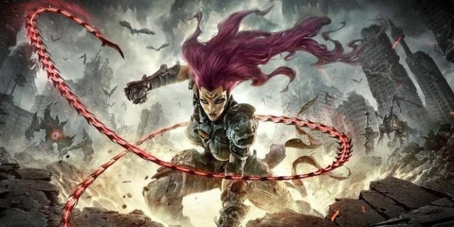 'Darksiders III: Blades and Whip Edition' Comes With Remastered Versions of First Games