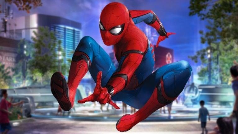 DCA Spider-Man comicbookcom