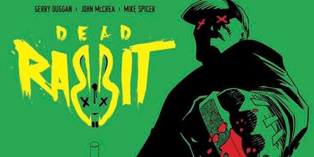 dead rabbit image comics